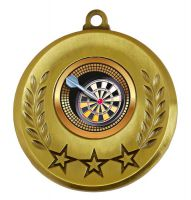 Spectrum Darts Medal Award 2 Inch (50mm) Diameter : New 2020