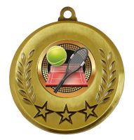 Spectrum Tennis Medal Award Medal Award 2 Inch (50mm) Diameter : New 2020