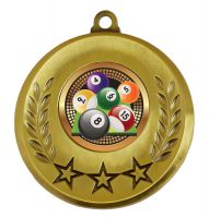 Spectrum Pool Medal Award 2 Inch (50mm) Diameter : New 2020