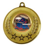Spectrum Gymnastics Medal Award 2 Inch (50mm) Diameter : New 2020