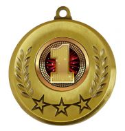 Spectrum 1st Place Medal Award 2 Inch (50mm) Diameter : New 2020