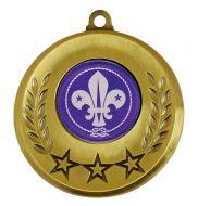 Spectrum Scouts Medal Award 2 Inch (50mm) Diameter : New 2020