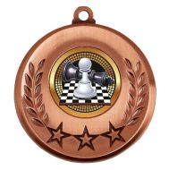 Spectrum Chess Medal Award 2 Inch (50mm) Diameter : New 2020