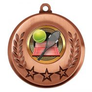 Spectrum Tennis Medal Award 2 Inch (50mm) Diameter : New 2020