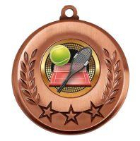 Spectrum Tennis Medal Award 2 Inch (50mm) Diameter : New 2020