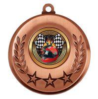 Spectrum Motorsport Medal Award 2 Inch (50mm) Diameter : New 2020