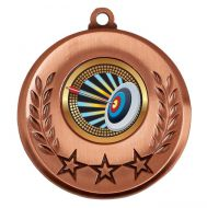 Spectrum Archery Medal Award 2 Inch (50mm) Diameter : New 2020