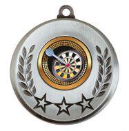 Spectrum Darts Medal Award 2 Inch (50mm) Diameter : New 2020