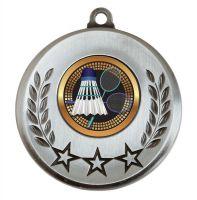 Spectrum Badminton Medal Award 2 Inch (50mm) Diameter : New 2020