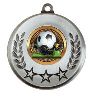 Spectrum Football Medal Award 2 Inch (50mm) Diameter : New 2020