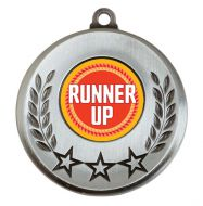 Spectrum Runner Up Medal Award 2 Inch (50mm) Diameter : New 2020