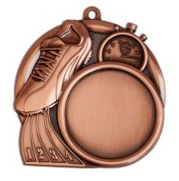 Sports Logo Medal Award Track and Field 2.75 Inch (70mm) Diameter : New 2020