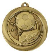 Globe Medal Award Football 2 Inch (50mm) Diameter : New 2020