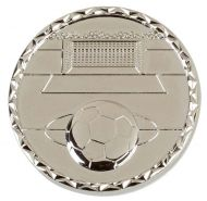 Aspect Football Medal Award 2 3/8 Inch (60mm) Diameter : New 2020