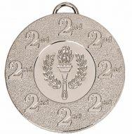 Target50 2nd Medal Award 2 Inch (50mm) Diameter : New 2020