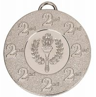 Target50 2nd Medal Award 2 Inch (50mm) Diameter : New 2020
