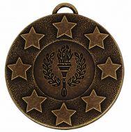 Target50 Stars Medal Award 2 Inch (50mm) Diameter : New 2020