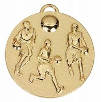 Target50 Basketball Medal Award 2 Inch (50mm) Diameter : New 2020