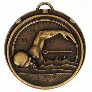 Target50 Swimming Medal Award 2 Inch (50mm) Diameter : New 2020