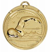 Target50 Swimming Medal Award 2 Inch (50mm) Diameter : New 2020