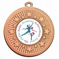 Personalised 50mm Medal 2 Inch (50mm) Diameter - New 2019