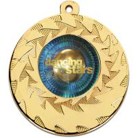 Personalised 50mm Prism Medal 2 Inch (50mm) Diameter - New 2019