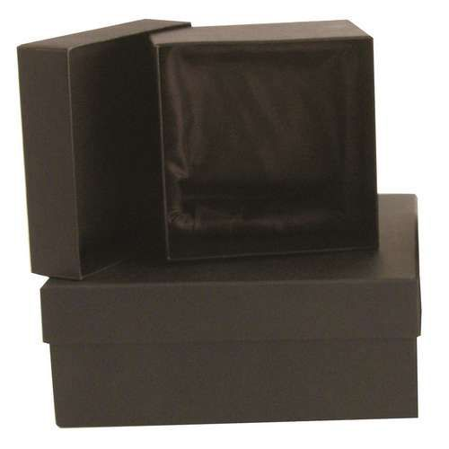 Black Presentation Box For Tp02 Range Fits Tp02b
