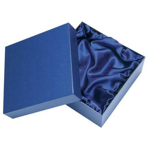 Blue Presentation Box Fits 2 Wine Glasses