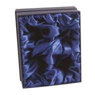 Blue Presentation Box Fits 4 Whiskey
