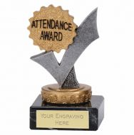 Flexx Classic Attendance Award ASGT 3.75 Inch