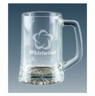 Trojan Glass Tankard 1 Pt Glass 1 Pint
