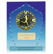 Varsity Dance Glass Award Plaque 7 7/8 Inch (20cm) : New 2020
