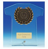 Elite Shirt Glass 6.5 Inch (16.5cm) - New 2019
