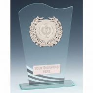 Pennant Glass Award 8 1/8 Inch (20.5cm) : New 2020