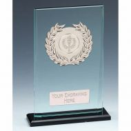 Pathfinder Jade Glass Award 8.25 Inch (21cm) - 10mm Thickness : New 2020