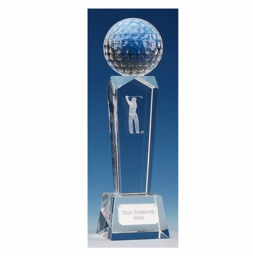 Campbell Golf Optical Crystal 8.5 Inch (21.5cm) : New 2020