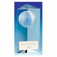 Illusion Golf Crystal 4.75 Inch (12cm) - New 2019