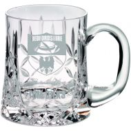 Glass Tankard 435ml Blank Panel 4in