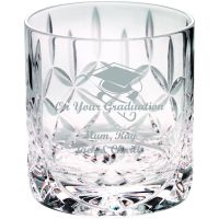 290ml Whiskey Glass Blank Panel 3.25in