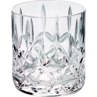 290ml Whiskey Glass Fully Cut 3.25in