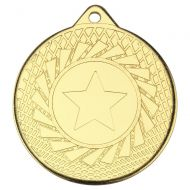 Blade Medal Silver 2in : New 2020