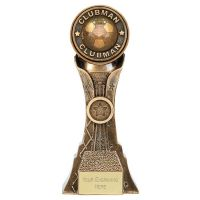 Genesis Clubman Football Award 8 Inch (20cm) - New 2019