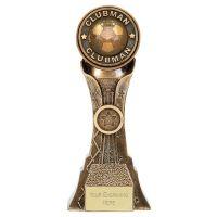 Genesis Clubman Football Award 8 Inch (20cm) - New 2019