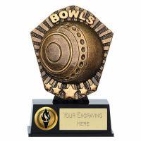 Cosmos Mini Lawn Bowls 4 7 8 Inch ( 12.5cm) - New 2019