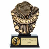 Cosmos Mini Badminton 4 7 8 Inch ( 12.5cm) - New 2019