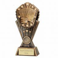 Cosmos Poker Trophy Award 8 Inch (20cm) : New 2020