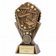 Cosmos Gymnastics Trophy Award 7 inch (17.5cm) : New 2020
