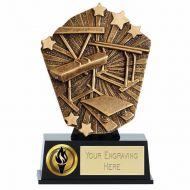 Cosmos Mini Gymnastics Trophy Award 4 7/8 Inch ( 12.5cm) : New 2020