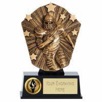 Cosmos Mini American Football Trophy Award 4 7/8 Inch ( 12.5cm) : New 2020