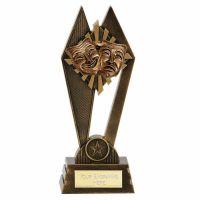 Peak Drama Trophy Award 8 7/8 Inch (22.5cm) : New 2020